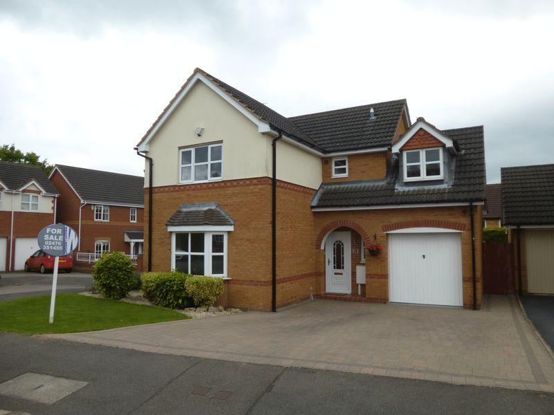 4 Bedrooms Detached House for sale in Rockingham Drive, Maple Park