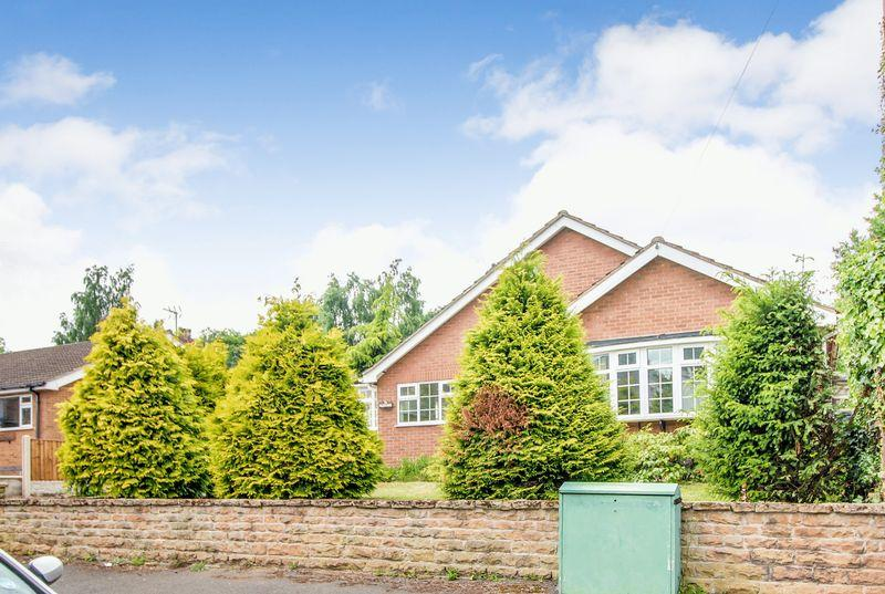 3 Bedrooms Detached Bungalow for sale in First Avenue, Sherwood Rise, Nottingham