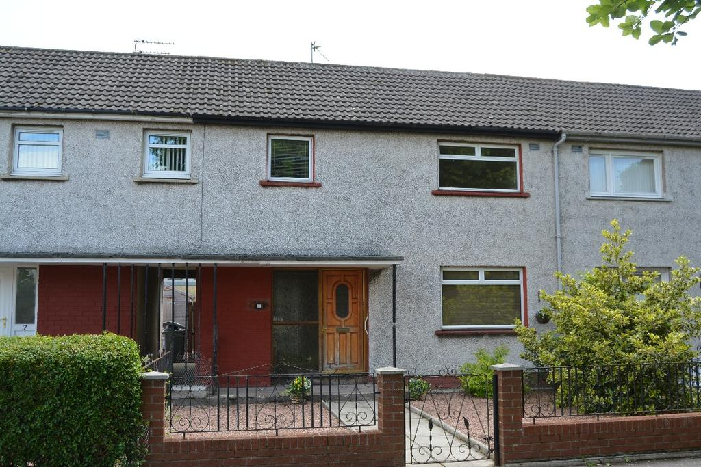2 Bedrooms Terraced House for sale in Strowan Square, Grangemouth, Falkirk, FK3 9HH