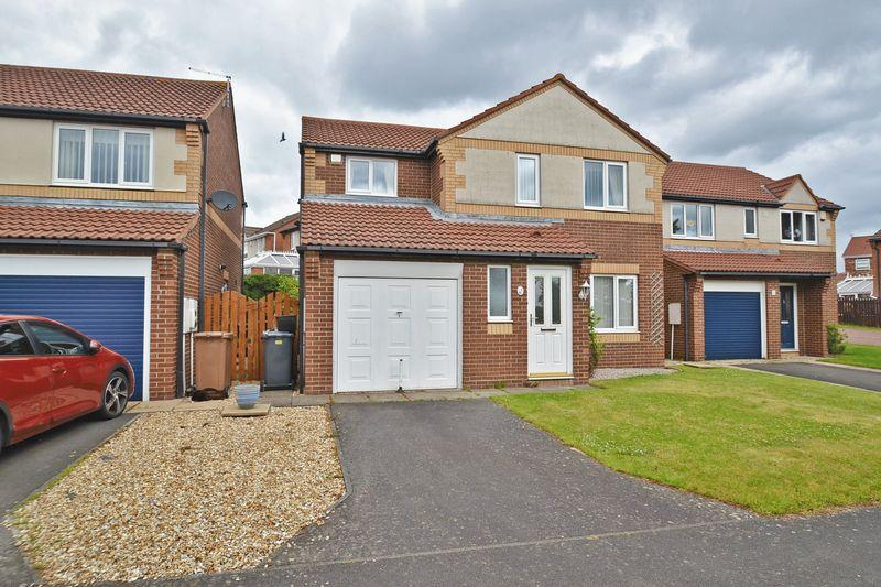 3 Bedrooms Detached House for sale in Kingdom Place, Royal Quays