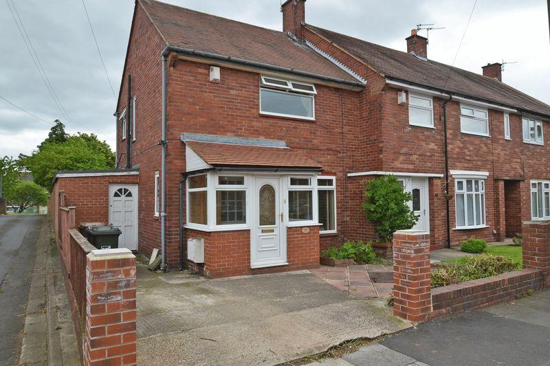 2 Bedrooms Semi Detached House for sale in Morwick Road, North Shields