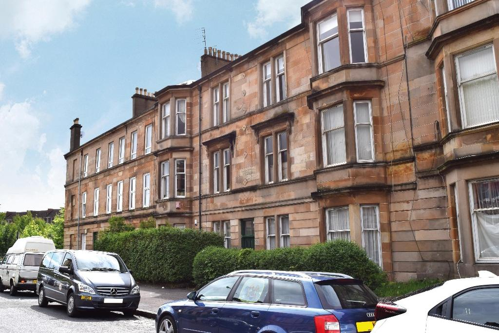 2 Bedrooms Flat for sale in Leven Street, Flat 2/1, Pollokshields, Glasgow, G41 2JB