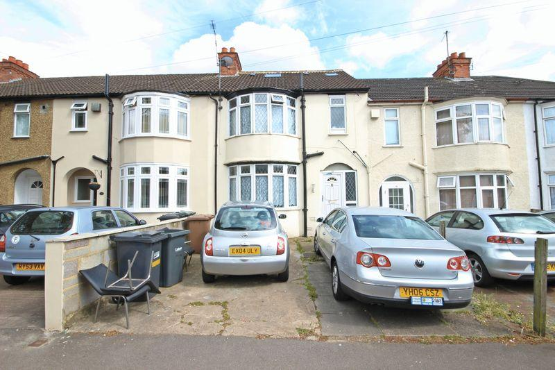 5 Bedrooms Terraced House for sale in Woodland Avenue, Luton