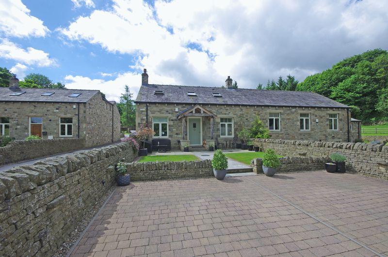 4 Bedrooms Unique Property for sale in Weavers House, Stainland Dean, Halifax