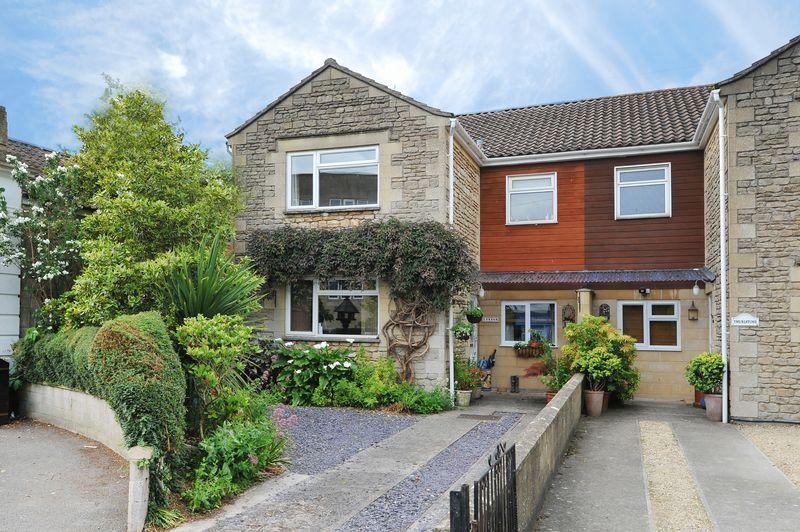 5 Bedrooms Semi Detached House for sale in Combe Down, Bath