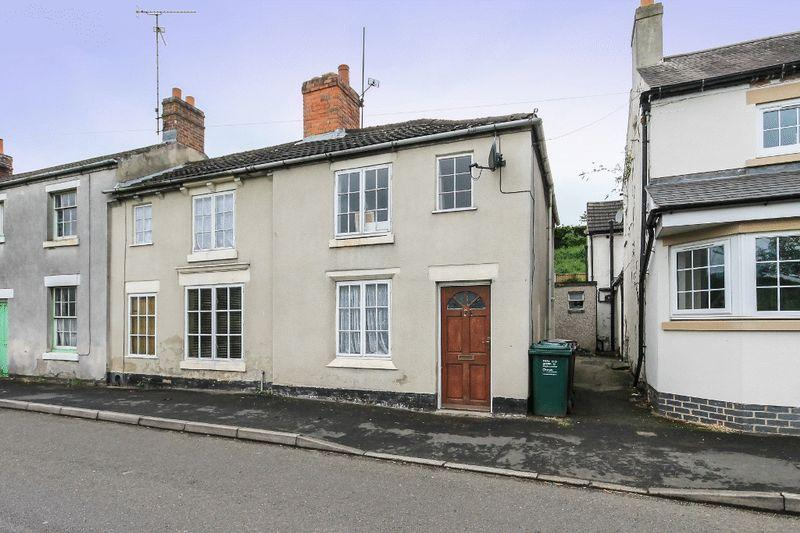 3 Bedrooms Semi Detached House for sale in MAIN STREET, REPTON