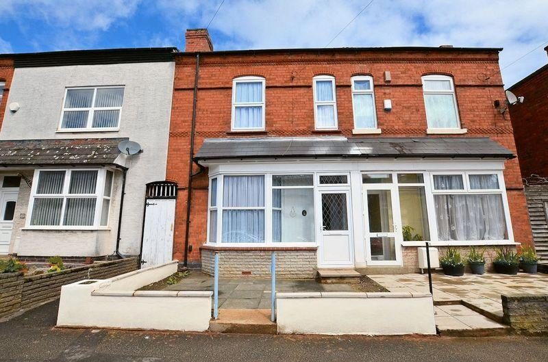3 Bedrooms Terraced House for sale in Sherwood Road, Bearwood