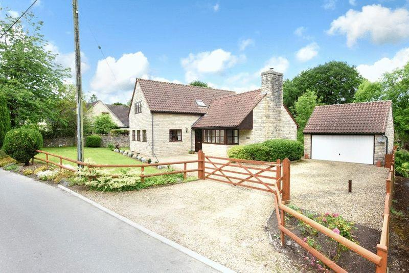 4 Bedrooms Detached House for sale in Mells, Somerset