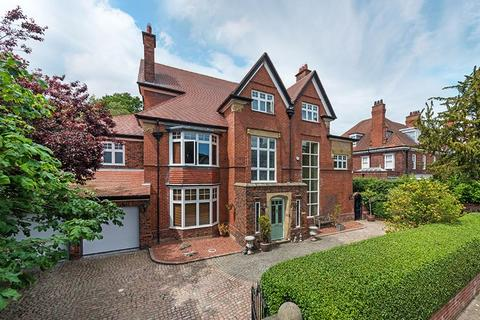 6 bedroom detached house for sale - Adderstone Crescent, Jesmond, Newcastle upon Tyne