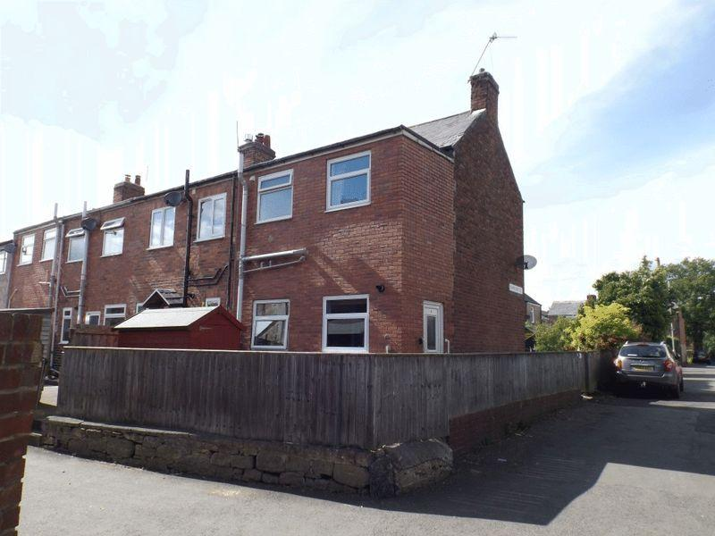 2 Bedrooms End Of Terrace House for sale in Hamilton Terrace, Morpeth