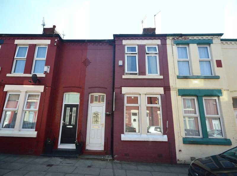 2 Bedrooms Terraced House for sale in Fernleigh Road, Old Swan