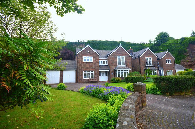 5 Bedrooms Detached House for sale in The Old Quarry, Woolton