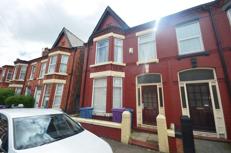 5 Bedrooms Terraced House for sale in Kenmare Road, Wavertree