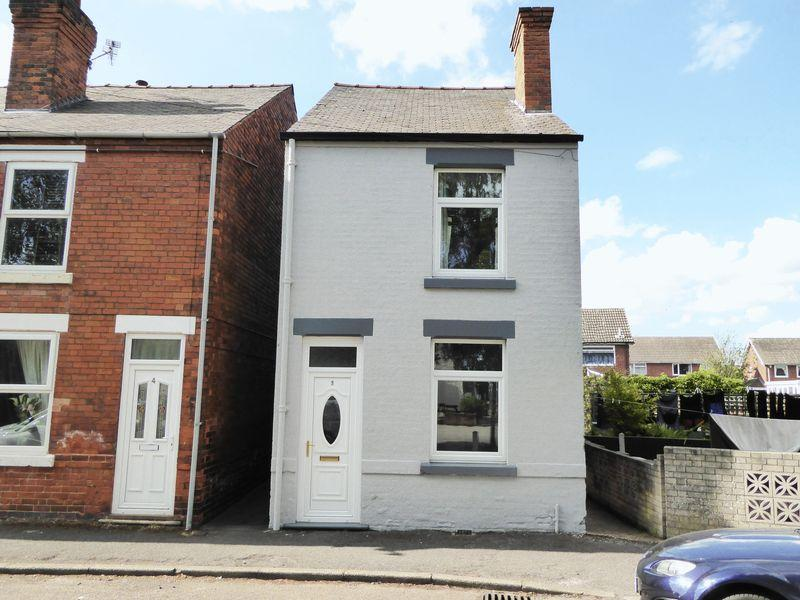 2 Bedrooms Detached House for sale in Frederick Street, Retford