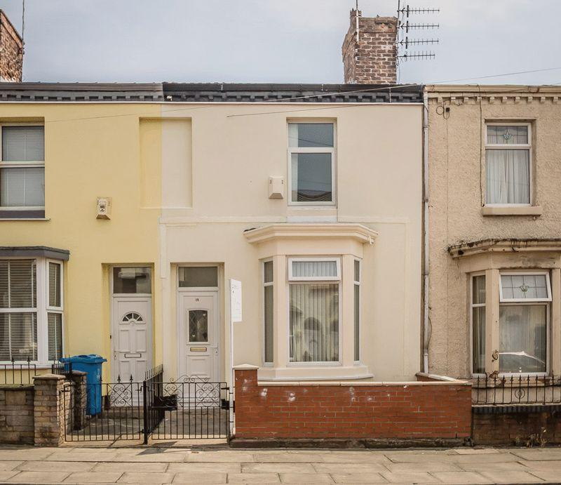 3 Bedrooms Terraced House for sale in Moses Street, Liverpool
