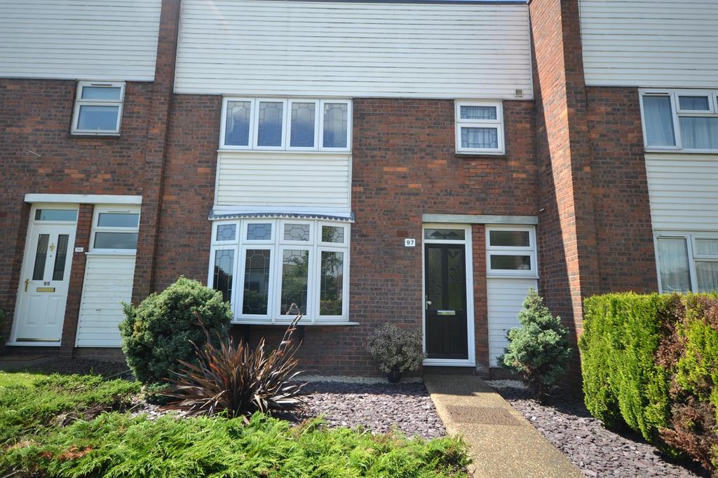 3 Bedrooms Terraced House for sale in Springhouse Road, Corringham, Stanford-le-Hope, SS17