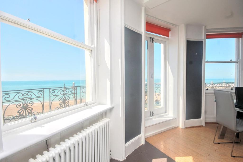 3 Bedrooms Flat for sale in Marine Parade, BRIGHTON, BN2