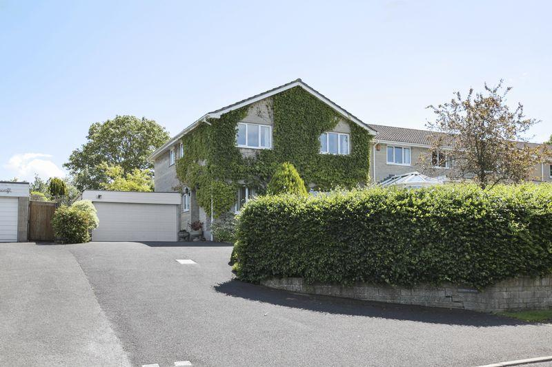 4 Bedrooms Detached House for sale in Richmond House, Plud Street, Wedmore (Walking distance of the Village)
