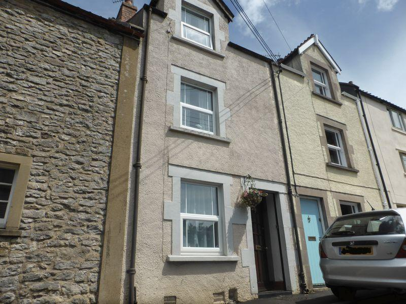 2 Bedrooms Cottage House for sale in Garston Street, Shepton Mallet