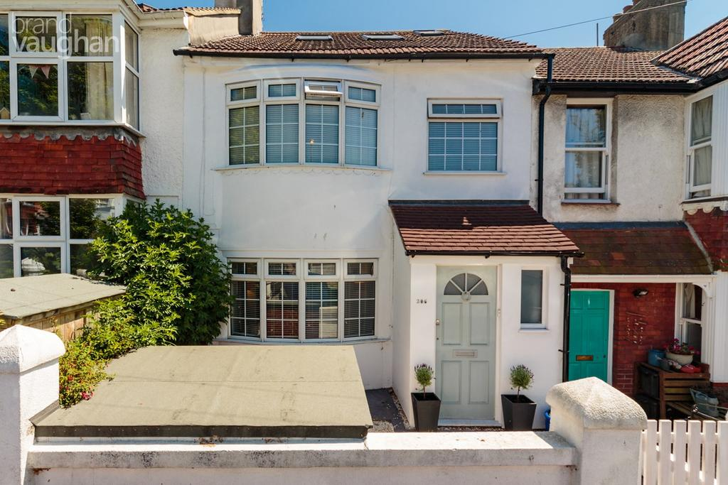 5 Bedrooms Town House for sale in Freshfield Road, Brighton, BN2