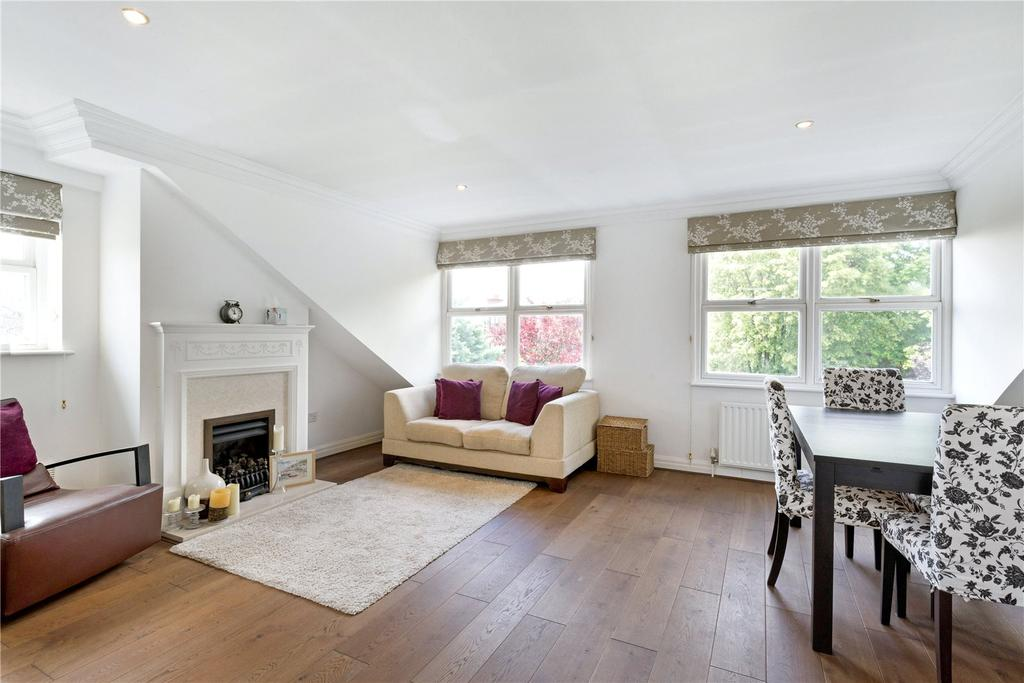 2 Bedrooms Flat for sale in Wrenshaw Court, 30 The Downs, London, SW20