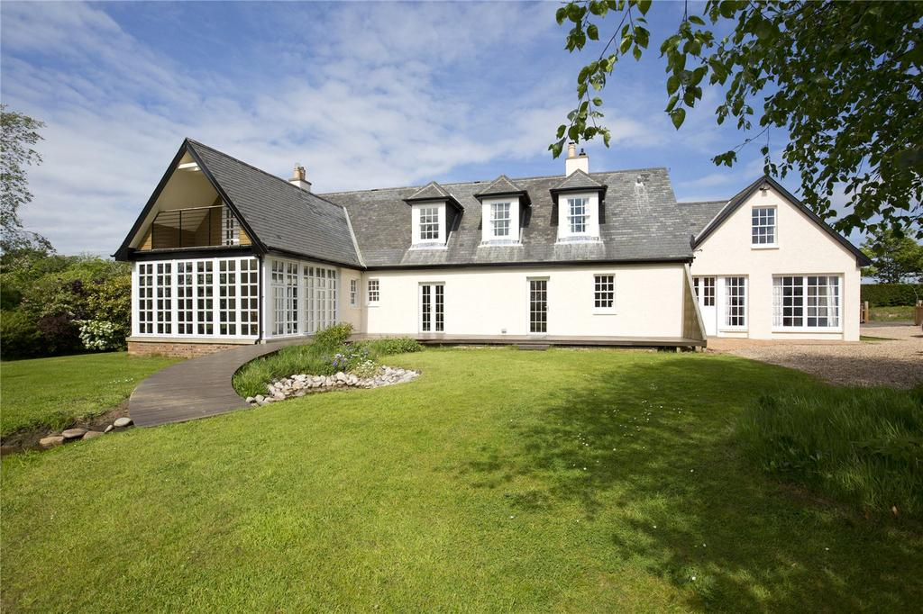 5 Bedrooms Detached House for sale in Mallard House, Aberlady, East Lothian, EH32
