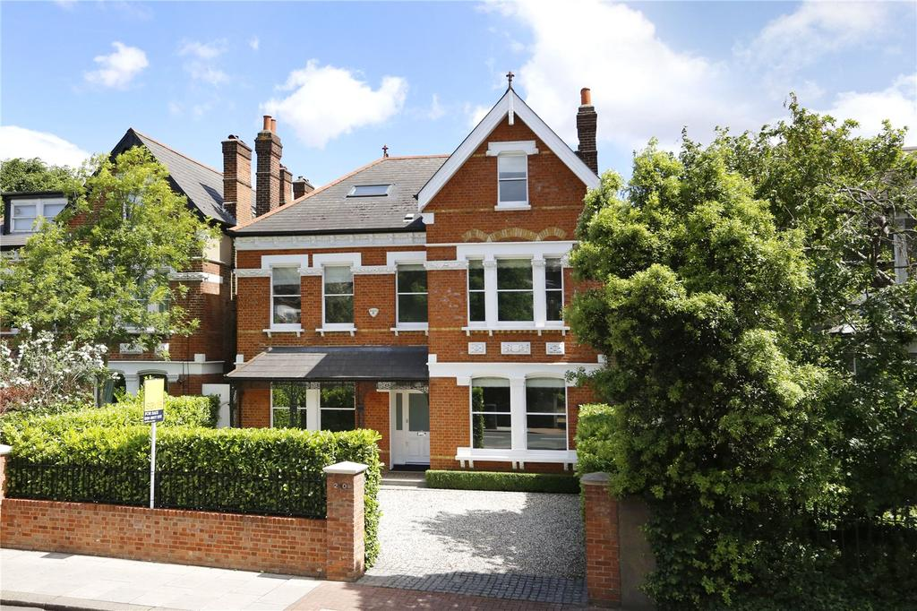 6 Bedrooms Semi Detached House for sale in Trinity Road, Wandsworth Common, London, SW18