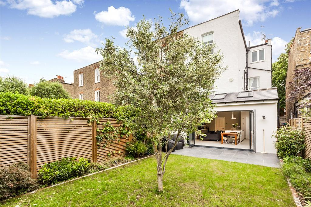 5 Bedrooms Semi Detached House for sale in Airedale Avenue, Chiswick, London, W4