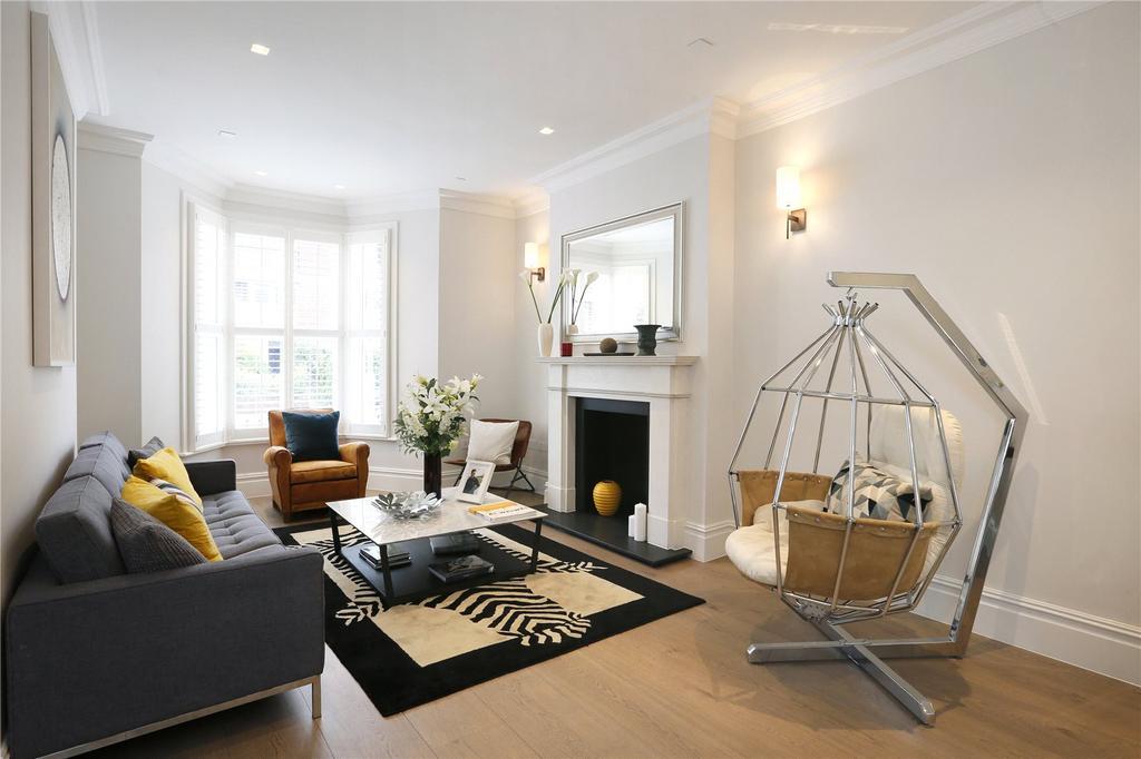 6 Bedrooms Terraced House for sale in Rosenau Road, Battersea, London, SW11
