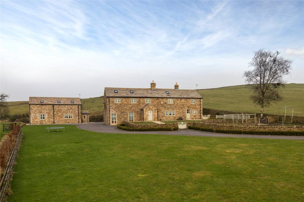 6 Bedrooms Equestrian Facility Character Property for sale in Slaidburn, Clitheroe, Lancashire, BB7