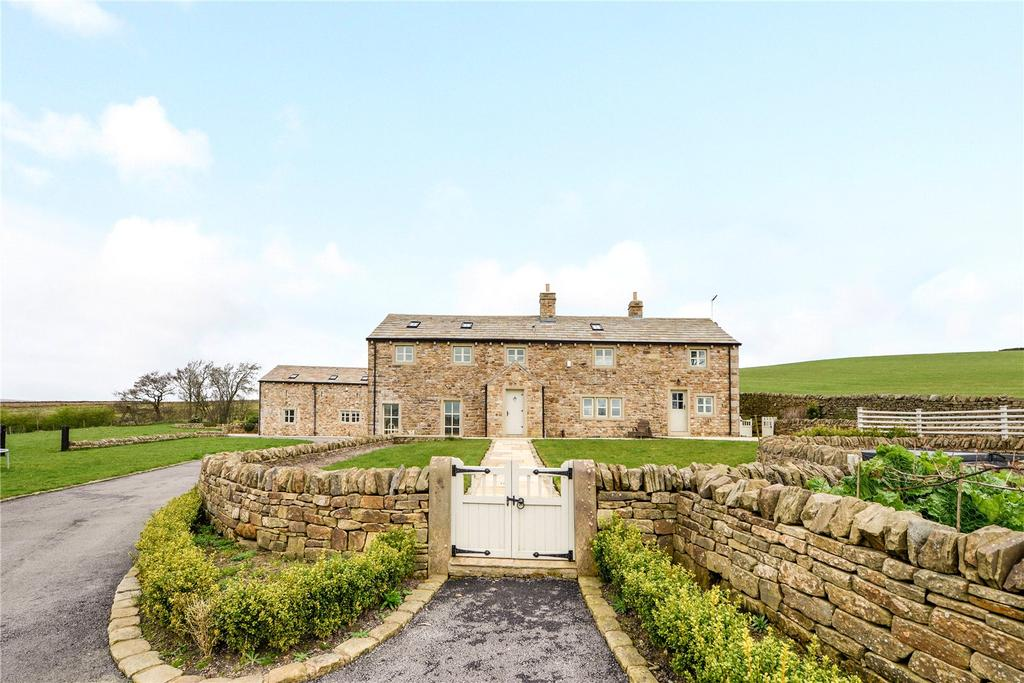 6 Bedrooms Detached House for sale in Slaidburn, Clitheroe, Lancashire, BB7