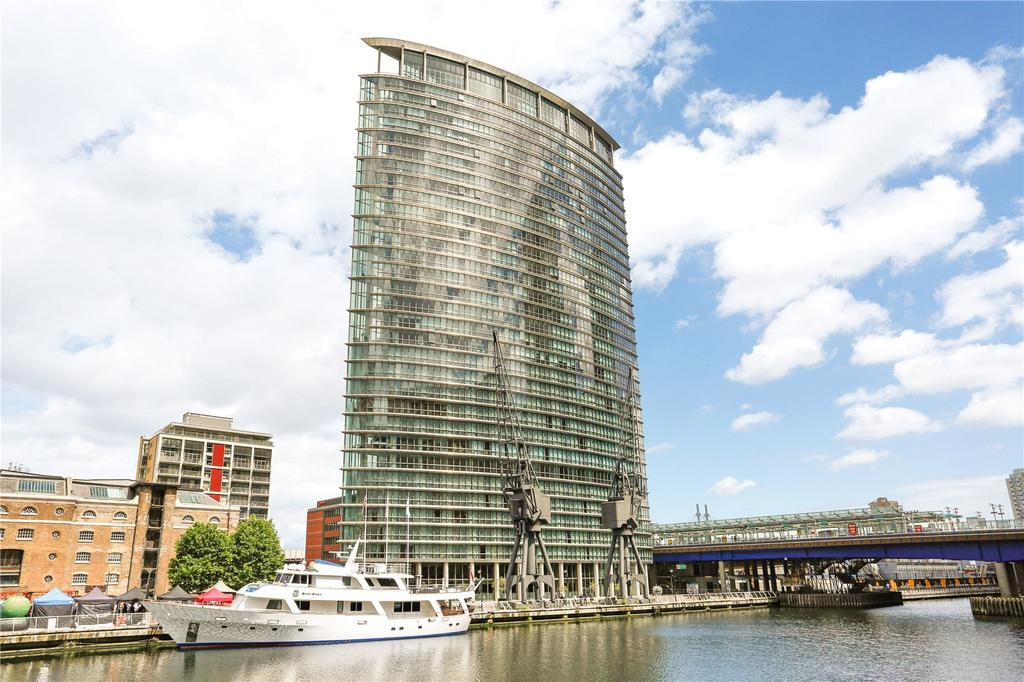 1 Bedroom Flat for sale in West India Quay, 26 Hertsmere Road, Canary Wharf, London, E14