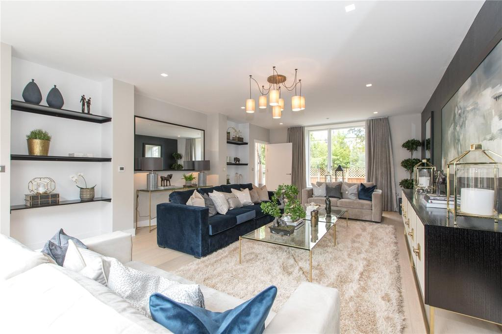 4 Bedrooms End Of Terrace House for sale in Woodside Square, Muswell Hill, London, N10