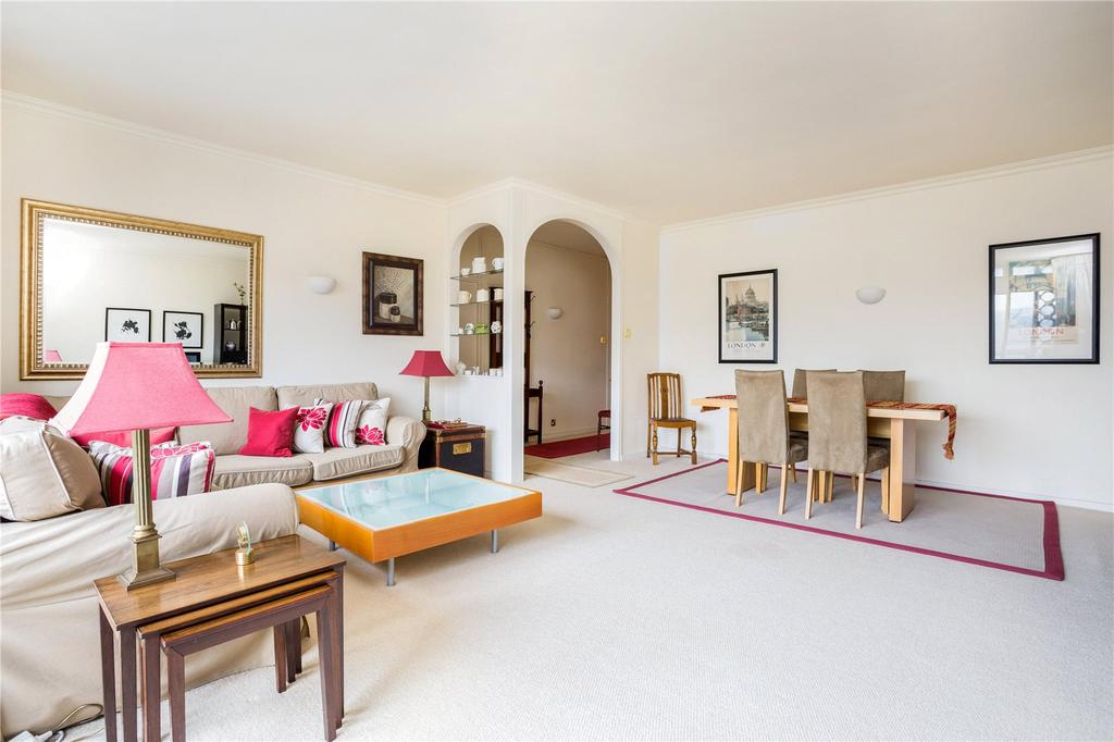 2 Bedrooms Flat for sale in Bilton Towers, Great Cumberland Place, Marylebone, London, W1H
