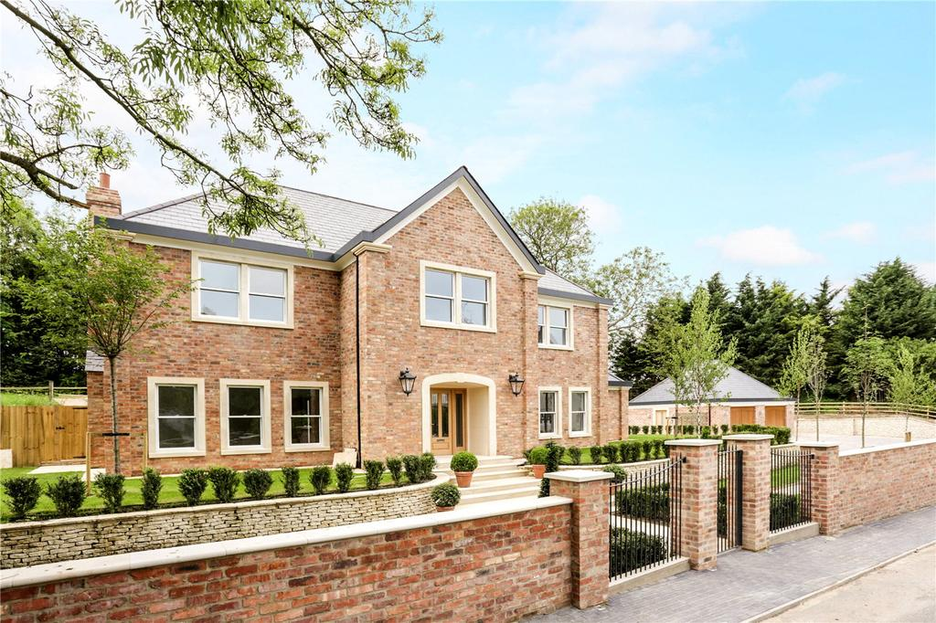 6 Bedrooms Detached House for sale in Balcarras Road, Charlton Kings, Cheltenham, Gloucestershire, GL53