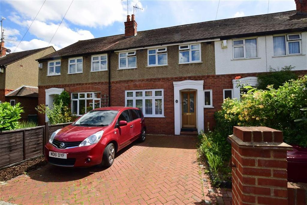 3 Bedrooms Terraced House for sale in South View Avenue, Caversham, Reading