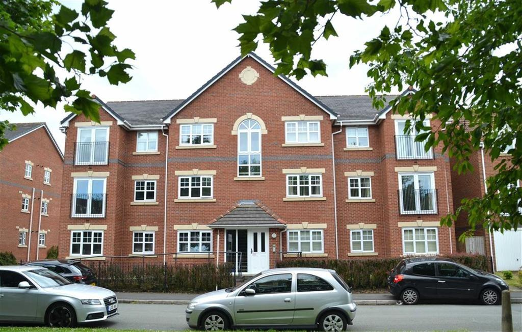2 Bedrooms Apartment Flat for sale in Terminus Road, Bromborough, Wirral