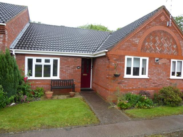 2 Bedrooms Bungalow for sale in Sutton Close Quorn
