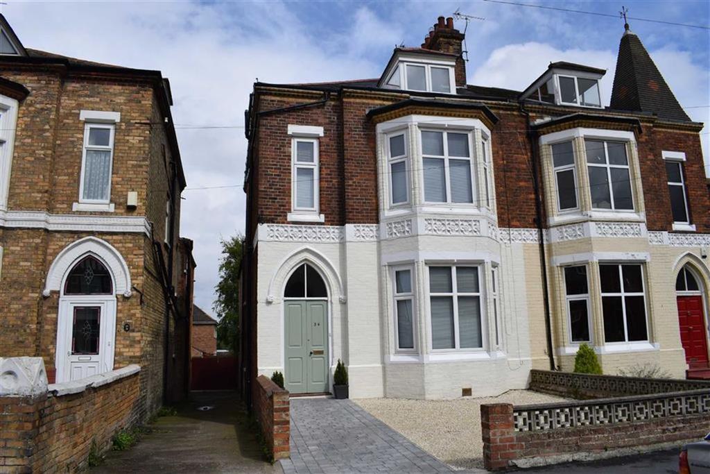 6 Bedrooms Semi Detached House for sale in Flamborough Road, Bridlington, East Yorkshire, YO15