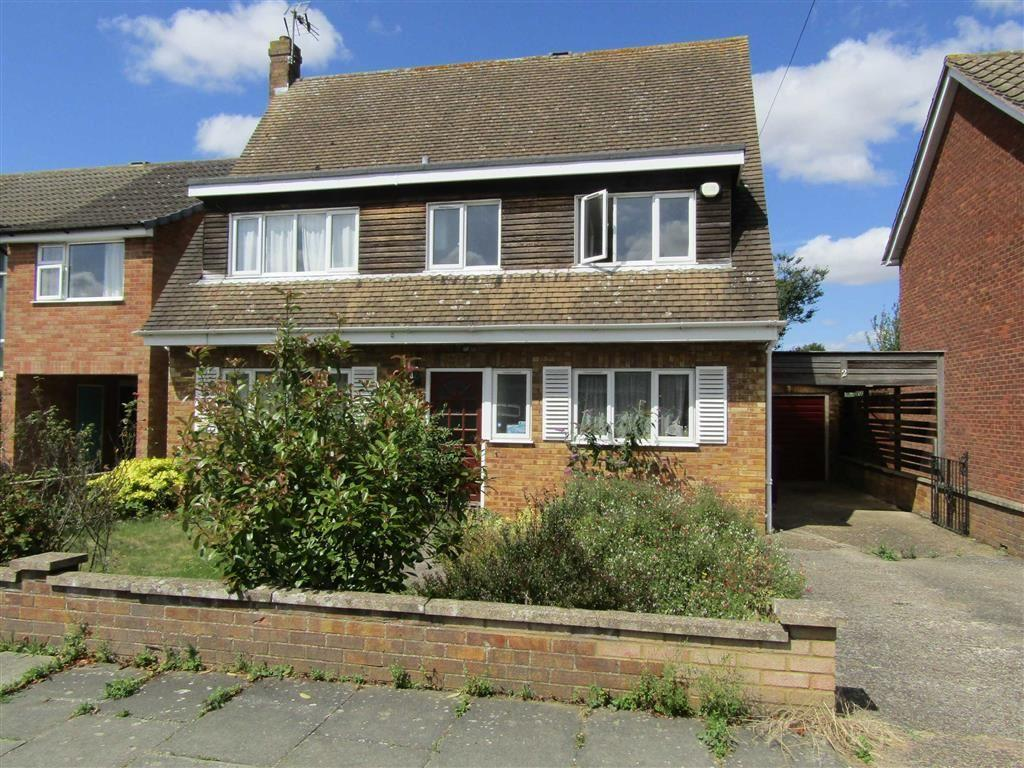 4 Bedrooms Detached House for sale in Deacons Way, Hitchin, SG5