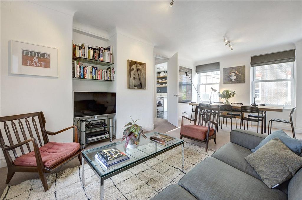 2 Bedrooms Flat for sale in The Lodge, Kensington Park Gardens, Notting Hill, London, W11