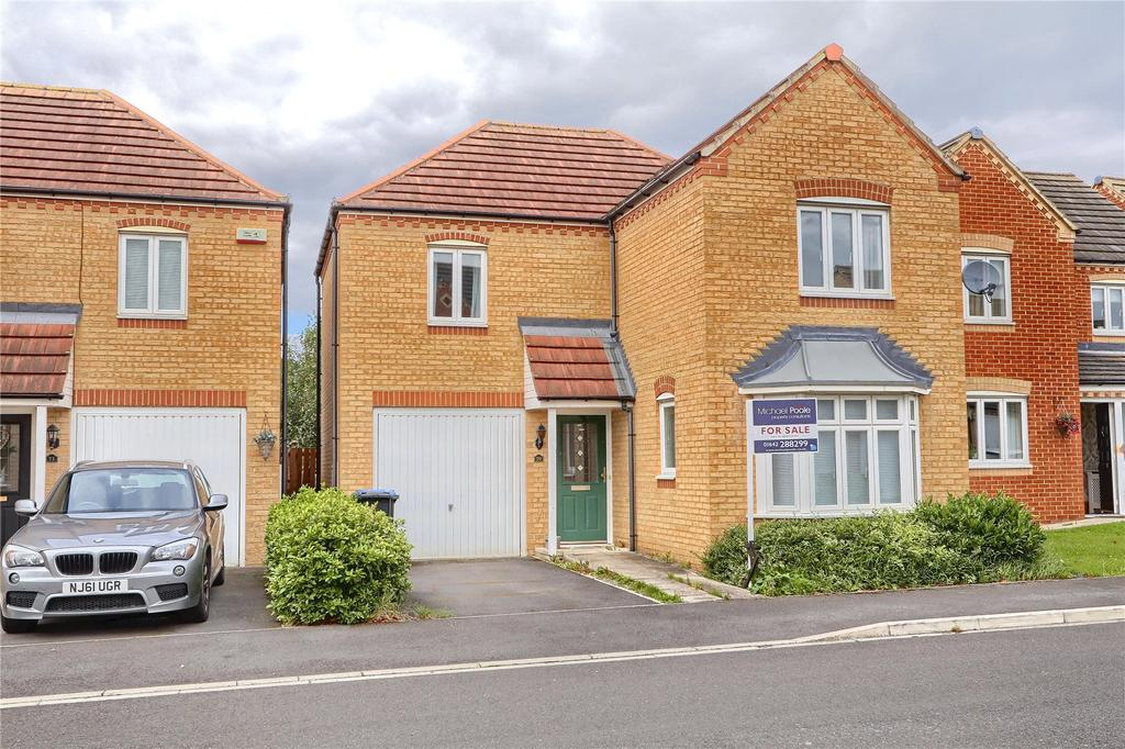 3 Bedrooms Detached House for sale in Barberry, Coulby Newham