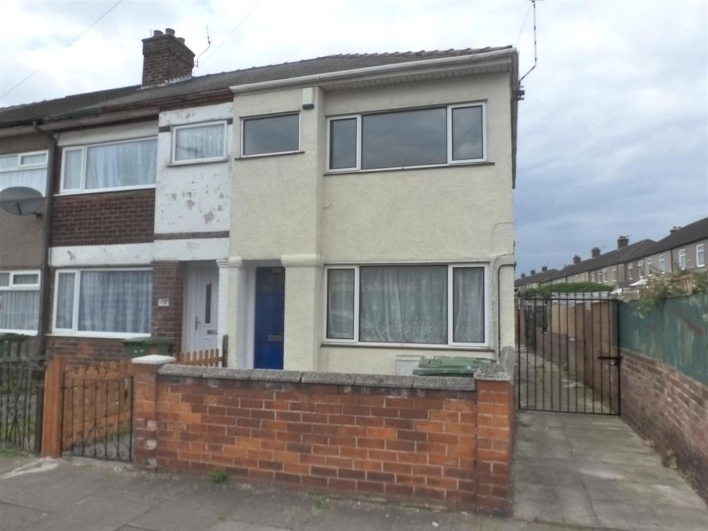 2 Bedrooms Terraced House for sale in Lord Street, Grimsby