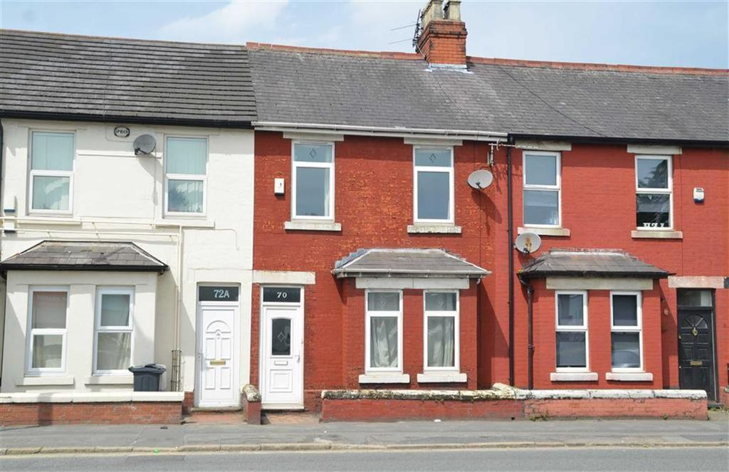 2 Bedrooms Terraced House for sale in Station Road, Ellesmere Port