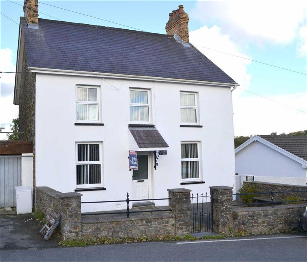 4 Bedrooms Detached House for sale in Mydroilyn, Ceredigion
