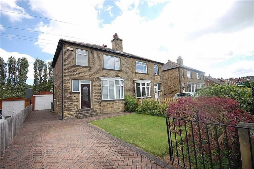 3 Bedrooms Semi Detached House for sale in Cross Green Road, Dalton, Huddersfield, HD5