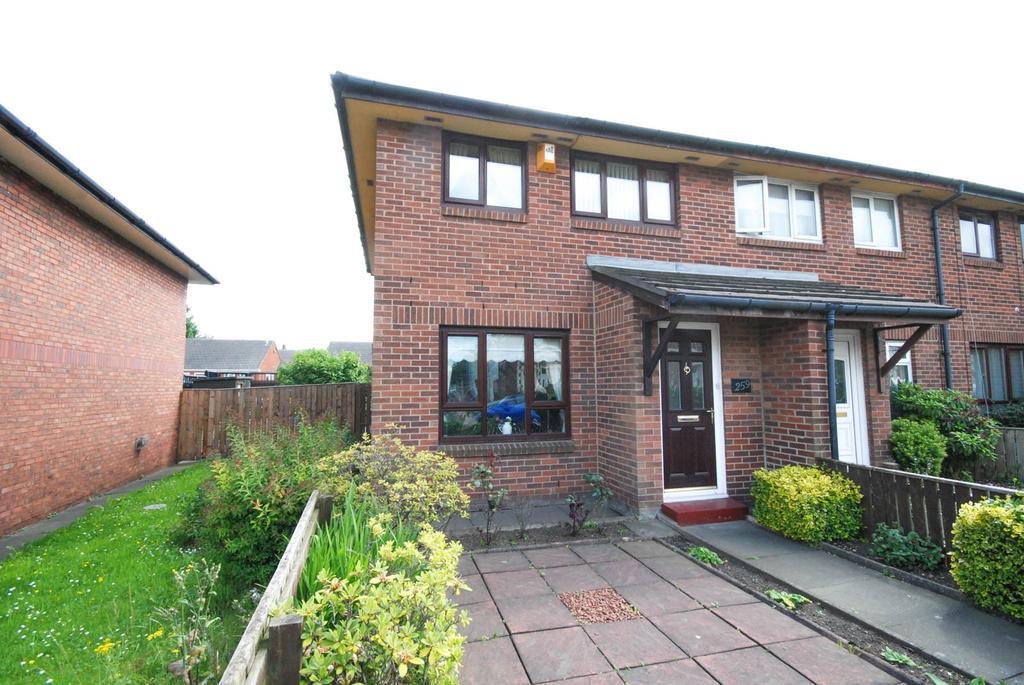 3 Bedrooms House for sale in Albert Road, Jarrow