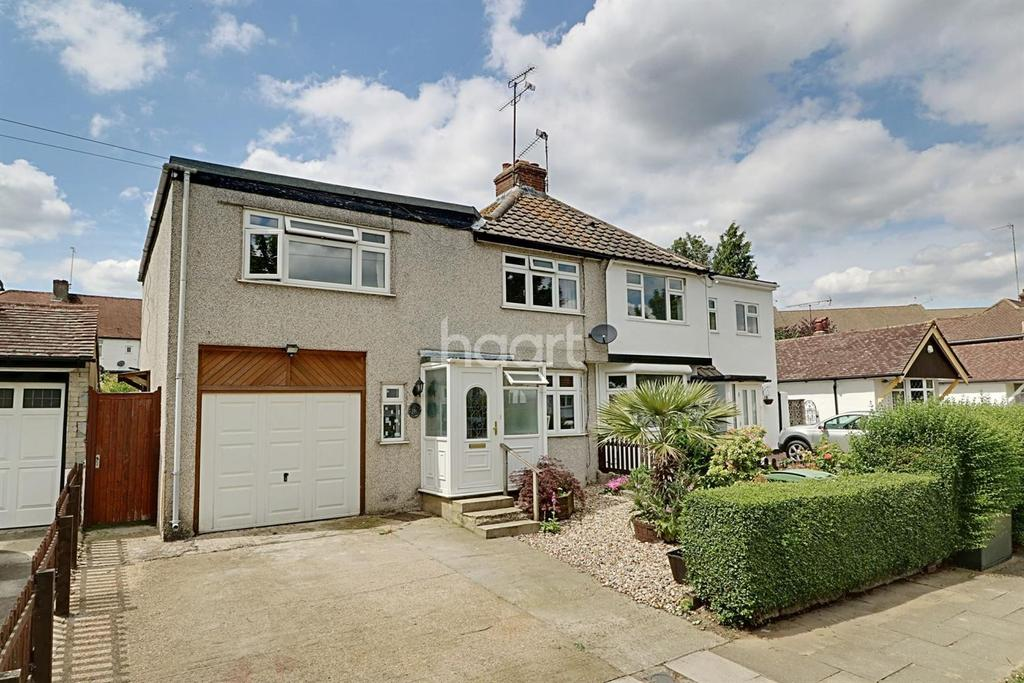 4 Bedrooms Semi Detached House for sale in Hood Avenue, Orpington