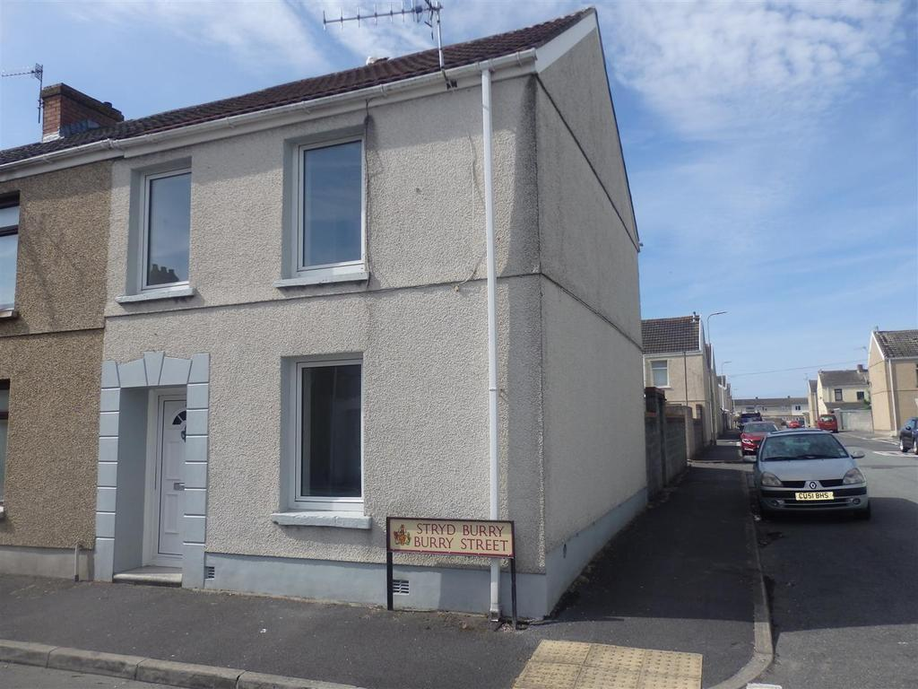3 Bedrooms Terraced House for sale in Burry Street, Llanelli