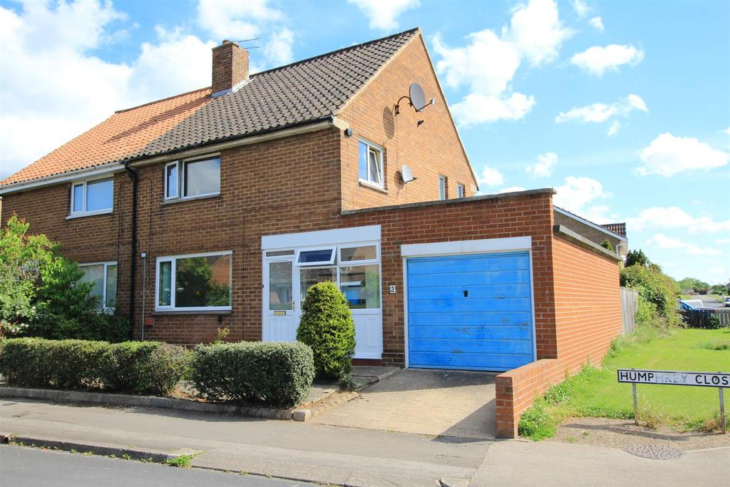 3 Bedrooms Semi Detached House for sale in Humphrey Close, Newton Aycliffe